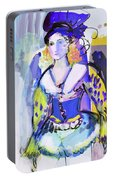 Bohemian Moods Portable Battery Charger