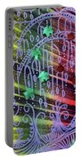 Bohemian Rhapsotree Portable Battery Charger