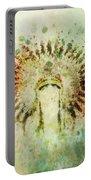 Boho Headdress Portable Battery Charger