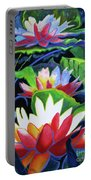 Bold Lilypads Portable Battery Charger