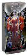 Bold Mannequins Fashion Display In Palma Majorca Spain Portable Battery Charger