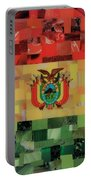 Bolivia Flag Portable Battery Charger