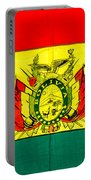 Bolivian Flag Portable Battery Charger
