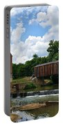 Bollinger Mill And Covered Bridge Portable Battery Charger