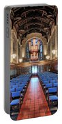 Bond Chapel Pipes View Portable Battery Charger