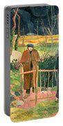 Bonjour Monsieur Gauguin Portable Battery Charger