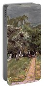 Bonnard: Balcony, 1909-10 Portable Battery Charger