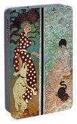 Bonnard: Women, 1891 Portable Battery Charger