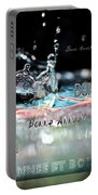 Bonne Annee Card Portable Battery Charger