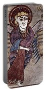 Book Of Kells: St. Matthew Portable Battery Charger