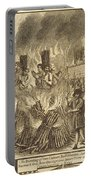 Book Of Martyrs, 1563 Portable Battery Charger