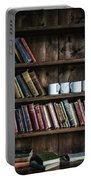 Book Shelf Portable Battery Charger