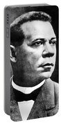 Booker T. Washington, African-american Portable Battery Charger