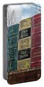 Books Plus Kansas City Portable Battery Charger