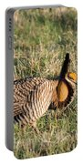Booming Greater Prairie Chicken 5 Portable Battery Charger