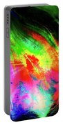 Borealis Explosion Rupture Portable Battery Charger