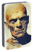 Boris Karloff, The Mummy Portable Battery Charger