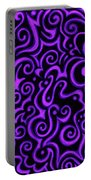 Born In Purple Portable Battery Charger