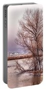 Bosque Winter Portable Battery Charger