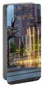 Boston Art 3 Portable Battery Charger