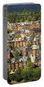 Boston Brownstone Architecture Portable Battery Charger