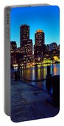 Boston Harbor Walk Portable Battery Charger
