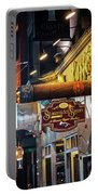 Boston Ma North End Cigar Shop Portable Battery Charger