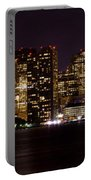 Boston Massachusetts - Panoramic Portable Battery Charger