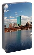 Boston On The Charles  Portable Battery Charger
