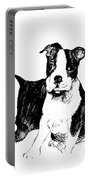 Boston Terriers Portable Battery Charger
