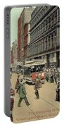 Boston: Washington Street Portable Battery Charger