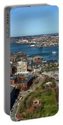 Boston's North End Portable Battery Charger