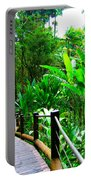 Botanic Gardens Trail Portable Battery Charger