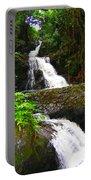 Botanic Gardens Waterfall Portable Battery Charger