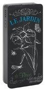 Botanique 2 Portable Battery Charger