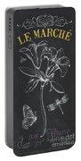 Botanique 3 Portable Battery Charger