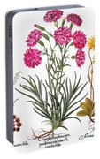 Botany: Flowers, 1613 Portable Battery Charger