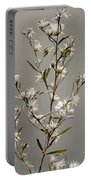 Botswana Wildflower  Portable Battery Charger