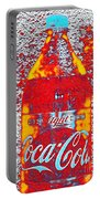 Bottle Of Coca-cola Portable Battery Charger