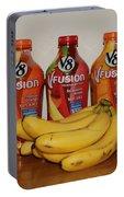 Bottles N Bananas Portable Battery Charger