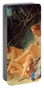 Boucher: Diana Bathing Portable Battery Charger