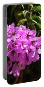 Bougainvillea Bloom Portable Battery Charger