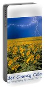 Boulder  County Colorado Portable Battery Charger