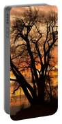 Boulder  County Sunset Portable Battery Charger