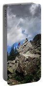 Bouldering On The Flint Creek Trail - Weminuche Wilderness Portable Battery Charger