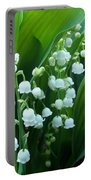 Bouquet Of Happiness Portable Battery Charger