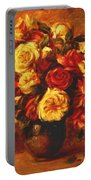 Bouquet Of Roses 1 Portable Battery Charger
