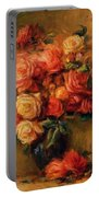 Bouquet Of Roses 1900 Portable Battery Charger
