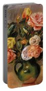 Bouquet Of Roses 2 Portable Battery Charger