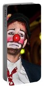 Bourbon Street Clown Mime Portable Battery Charger